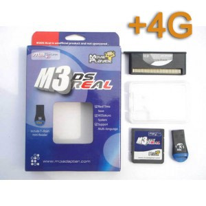 Mise a jour m3 ds real+ 4G