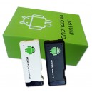Boîte Android 4.0 Mini PC Google Smart TV Box 1.5GHz HD 1080P