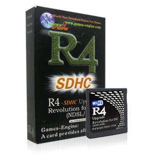 R4-SDHC ROUGE