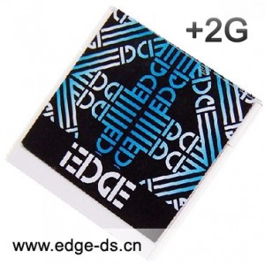 CARTE iEDGE+2Go carte mémoire