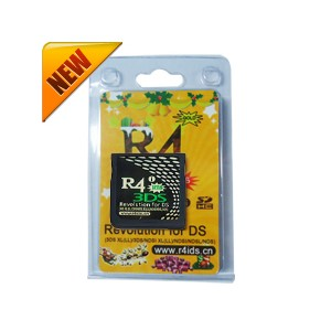 R4i gold 3DS RTS (Supporte à 3DS/2DS V11.6.0-39U/E/J/K)